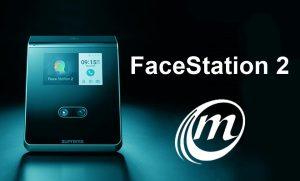 دستگاه حضور و غیاب تشخیص چهره faceStation 2